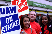 We Went Out on Strike One Year Ago Today