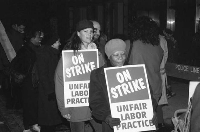 1993 Strike, November - December 1993