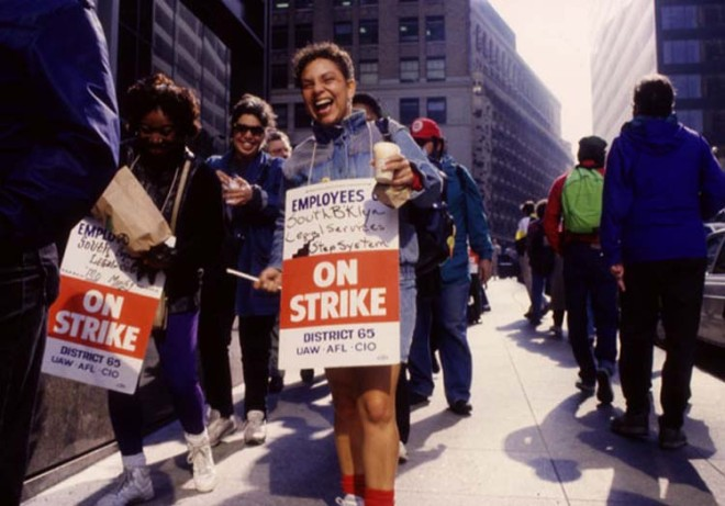 1991 Strike, April 1 - July 23, 1991