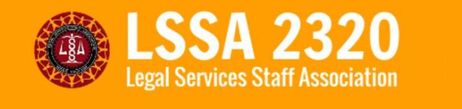 LSSA 2320 banner