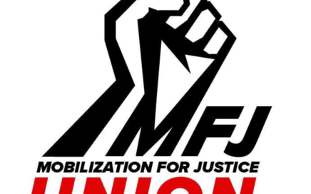 MFJ Shop Statement on Mobilization for Justice's Relationship with Jones Day