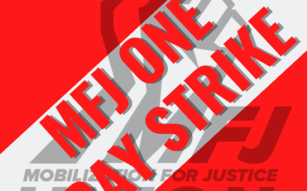 Mobilization for Justice, Inc. Employees Declare One-Day Strike