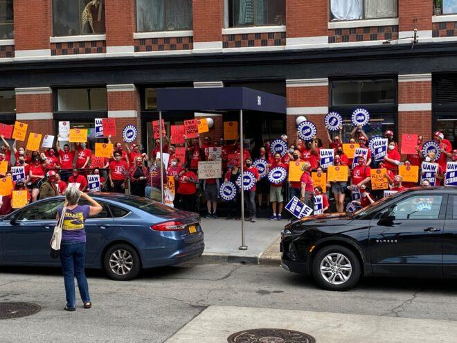 LSNYC Member One-Day Strike
